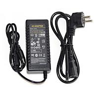 billige belysning Tilbehør-1pc 12v 5a AC-DC strømadapter for led strip 5050/3528/5630/3014 Strømforsyning oss / uk / eu / au standard plugg