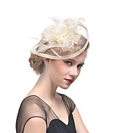 lino fascinators headpiece svadbena stranka elegantan ženski stil