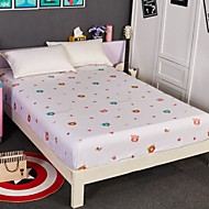 cheap Sheet Sets & Pillowcases-Comfortable Cotton Flat Sheet Cartoon