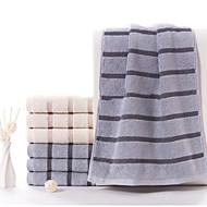 Toalha de Lavar,Riscas Alta qualidade 100% Algodão Toalha