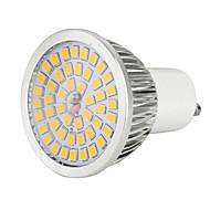 billige Spotlys med LED-YWXLIGHT® 7W 600-700lm GU10 LED-spotpærer 48 LED perler SMD 2835 Dekorativ Varm hvit Kjølig hvit Naturlig hvit 85-265V