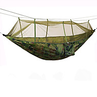Hengekøye Pusteevne Nylon til Camping & Fjellvandring Camping Alle årstider