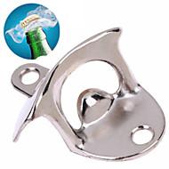 Nástěnný pivní otvírák kovový retro nástěnný otvírák na láhve otvírák kuchyňské party dodávky - 1ks