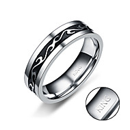 New explosion and stainless steel jewelry ring Titanium Men's ring dragon domineering man