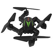 RC Drone F12 6 Canais 6 Eixos 2.4G Quadcópero com CR Luzes LED / Retorno Com 1 Botão / Seguro Contra Falhas Quadcóptero RC / Controle