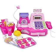 Szerepjátékok Barkács készlet Bevásárlás Pénz & Banking Játékautók Játékok DIY Gyermek Fiú Darabok