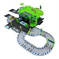 Opetuslelut Parkkihalli-lelusetit Leluautot Lelut Ralliauto Lelut Auto Cartoon muotoinen Simulointi Pojat Tytöt 1 Pieces