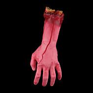 1pc gebroken bloed arm hand festival decoratie halloween achtervolgd huis terreur prank april fools'day halloween dingen