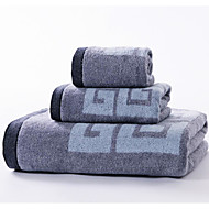 tanie Zestaw ręczników kąpielowych-Set Bath Towel Wysoka jakość 100% Cotton Ręcznik