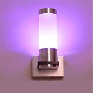 1 Integrert LED LED Original Trekk for Mini Stil Pære inkludert,Atmosfærelys Vegglampe