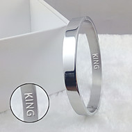 Show Luo with a bracelet jewelry stainless steel jewelry can be lettering