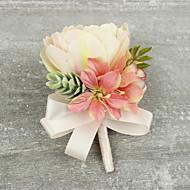 "olcso -Esküvői virágok Virágkitűzők Esküvő Különleges alkalom 2,76"" (Kb. 7 cm)"