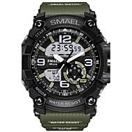 SMAEL Pánské Digitální hodinky Sportovní hodinky Vojenské hodinky Módní hodinky japonština Křemenný Kalendář Chronograf Voděodolné Stopky