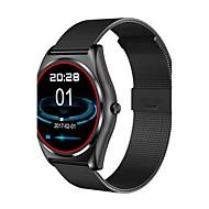 billige Sportsur-Herre Digital Digital Watch Armbåndsur Smartur Militærur Sportsur Kinesisk Touch-skærm Alarm Kalender Pulsmåler Vandafvisende