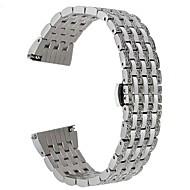 billiga Smart klocka Tillbehör-Klockarmband för Huawei Watch 2 Huawei Smyckesdesign Rostfritt stål Handledsrem