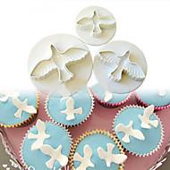 Herramientas para hornear Plásticos De Uso Diario Moldes para pasteles 1pc