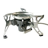 cheap Camp Kitchen-Stove Single Stainless Steel Aluminium alloy for Camping / Hiking BBQ Picnic