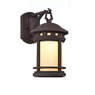 60 E26/E27 Retro Ominaisuus Ympäröivä valo Wall Light