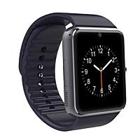 YYGT08 Smart horloge Android iOS Bluetooth Sportief Aanraakscherm Verbrande calorieën Lange stand-by Gespreksherinnering Activiteitentracker Slaaptracker sedentaire Reminder Zoek mijn toestel