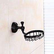 sabão esculpido escuro sabão plataforma de rede suporte caixa de sabão banheiro