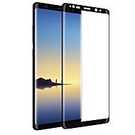 billiga Mobiltelefoner Skärmskydd-Nillkin Skärmskydd för Samsung Galaxy Note 8 Härdat Glas 1 st Heltäckande displayskydd Högupplöst (HD) / 9 H-hårdhet / Explosionssäker