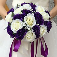 flori de nunta buchete nunta mătase 9.84 (aprox.25cm) accesorii de nunta