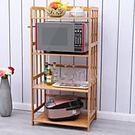 1 キッチン ウッド 調理器具ホルダー