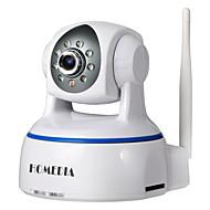homedia® 1080p ip kamera 2.0mp trådløs p2p onvif ptz sd nat mobil visning (android og ios)