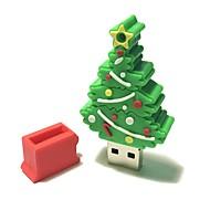 Χαμηλού Κόστους Christmas Gifts-4gb Χριστουγεννιάτικο δέντρο flash καρτούν USB δημιουργικό Χριστουγεννιάτικο δέντρο Χριστουγεννιάτικο δώρο USB 2.0