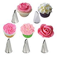 billige Bakeredskap-Bakeware verktøy Rustfritt Stål Barn / baking Tool / 3D Kake / For Småkake / For kjøkkenutstyr Tekneserie Formet / Dyr Cake Moulds
