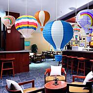 halpa -1kpl 30cm kuumailmapallo häät koriste lasten makuuhuone roikkuu koristeet satunnainen muotoilu