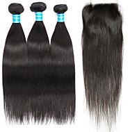 Brazilské vlasy Rovné Lidské vlasy Vazby 4 0.35