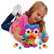 Sets zum Selbermachen Bausteine Bälle Bunchems Spielzeuge Sphäre Kinder Stücke