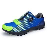tanie Obuwie chłopięce-Dla chłopców Buty Syntetyczny Microfiber PU Jesień Zima Comfort Buty do lekkiej atletyki Kolarstwo na Atletyczny Na wolnym powietrzu