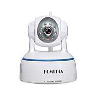 homedia® 1080p wifi ip kamera 2.0mp trådløs p2p onvif ptz sd kort nattvisning mobil visning (android & ios)