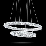 billige Takbelysning og vifter-Anheng Lys Omgivelseslys - Krystall Justerbar, Kunstnerisk Natur-inspireret LED Chic & Moderne Land Moderne / Nutidig, 110-120V 220-240V