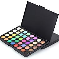 billiga Ögonskuggor-# / 40 färger Öga Vardagsmakeup / Halloweenmakeup / Festmakeup Dagligen Smink Kosmetisk / Matt / Skimmrig
