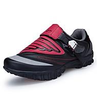 tanie Obuwie dziewczęce-Dla dziewczynek Buty Syntetyczny Microfiber PU Jesień Zima Comfort Buty do lekkiej atletyki Kolarstwo na Atletyczny Na wolnym powietrzu