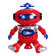 RC Robot LZ444-3 Eletrônica Kids ' ABS Cantando Dançando Caminhada Falando Controle Remoto Multi funções