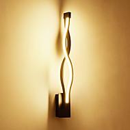billige Vegglamper-moderne led vegg lys 16w kreative metall stue hall soverom soverom sengside dekorasjon belysning