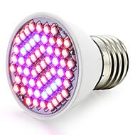 1500 1800lm E27 Growing Light Bulb 60 LED Beads SMD 3528 Blue Red 85 265V