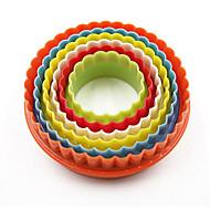 Bageværktøj Plastik Dagligdags Brug Cake Moulds 1pc