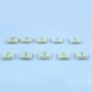 cheap Light Switches-5050 RGB 4Pin Colorful Connector 10mm 10Pcs Batch