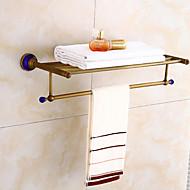 Antik banyo havlu askısı banyo havlu askısı avrupa tarzı retro havlu standı