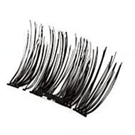 Magnetic Eyelashes False Lashes Magnetic Lashes False Eyelashes High Quality Makeup 3D Lashes Set