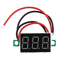 dc 4.5 - 30v LED-Panel Voltmeter digitalen Spannungsmesser