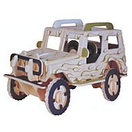 디스플레이 모델 조립식 블럭 3D퍼즐 장난감 자동차 군사차량 장난감 차 운송기기 밀리터리 스트레스와 불안 완화 뉴 디자인 조각