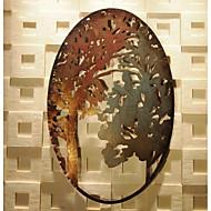 wanddekoration eisen vintage wandkunst abstrakte thema metallwandkunst