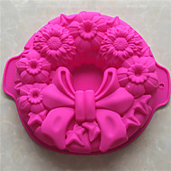 koláče formy vaření nádobí chléb čokoládový dort silikagel pečení nástroj diy vysoká kvalita