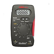 scopometer m300 4000 cuvânt handheld digital multimeter automat interval de capacitate de testare